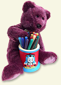 Bob's Colouring Pens