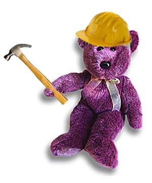 Bob and his big fault bashing hammer