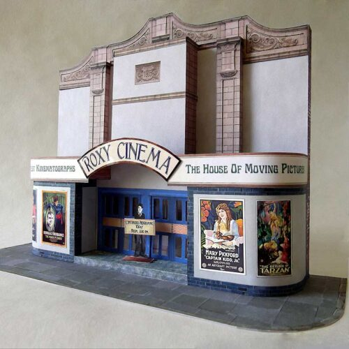 roxy cinema model