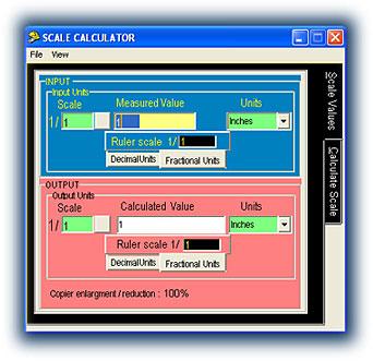 Free Model Scale Calculator