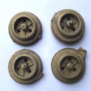 16mm ind wagon brass