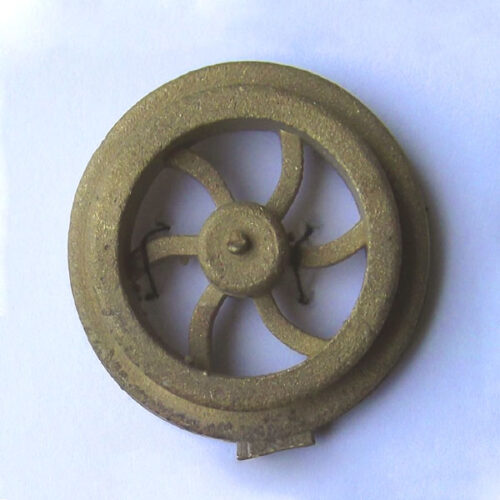 24mm curved spoke wag