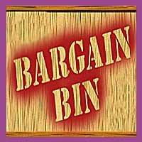 Bob's Mega Bargain Bin