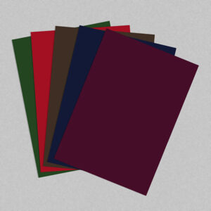 card 5 colour pack