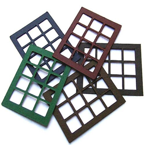 window 3x4 colours