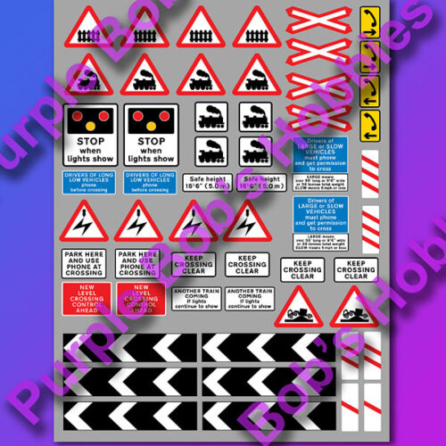 british-level-crossing-signs
