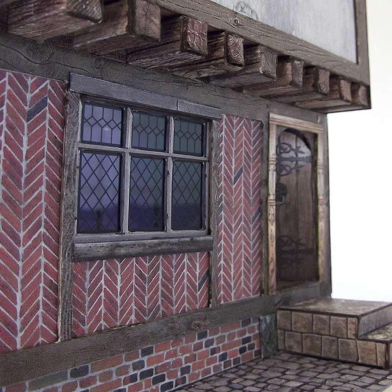 tudor-house-for-o-gauge