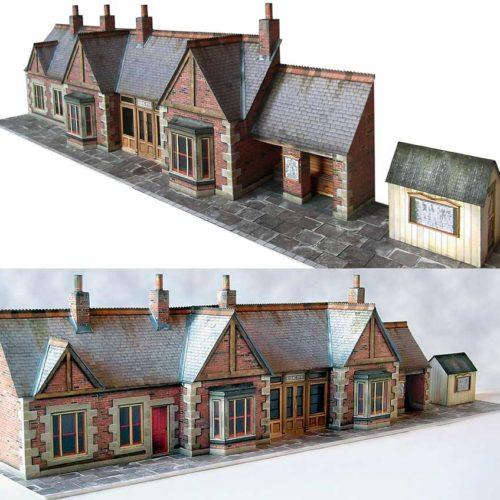 Station 7mm Building Kit