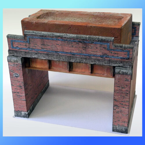 7mm-Brick-Overbridge-0-gauge-Rail